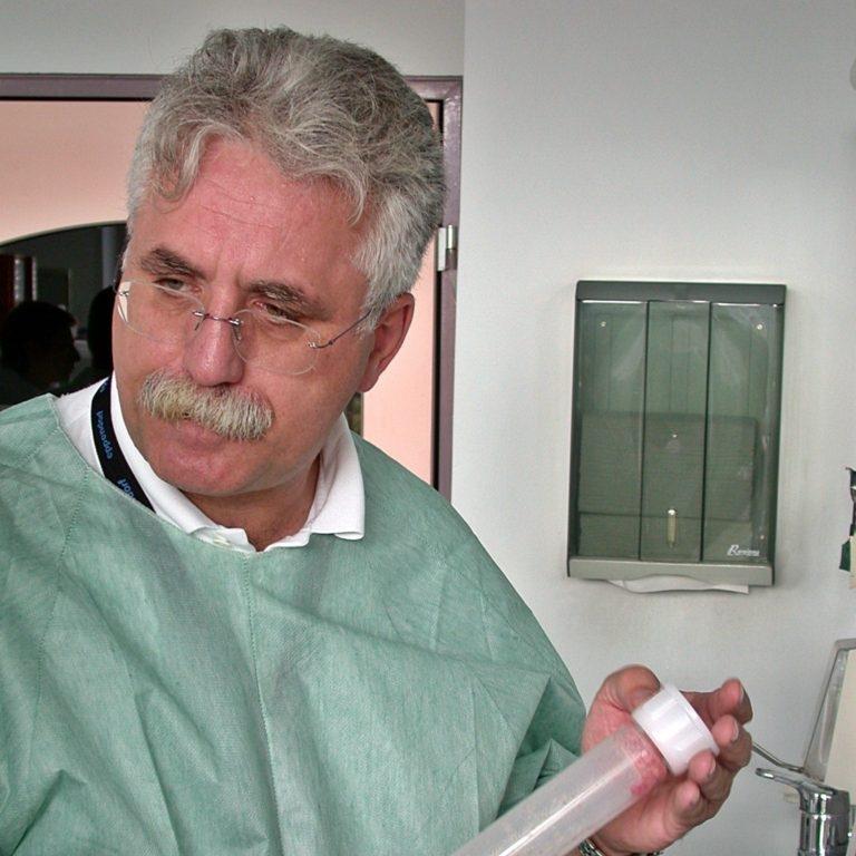 Prof. dr. Primož Rožman, dr. med