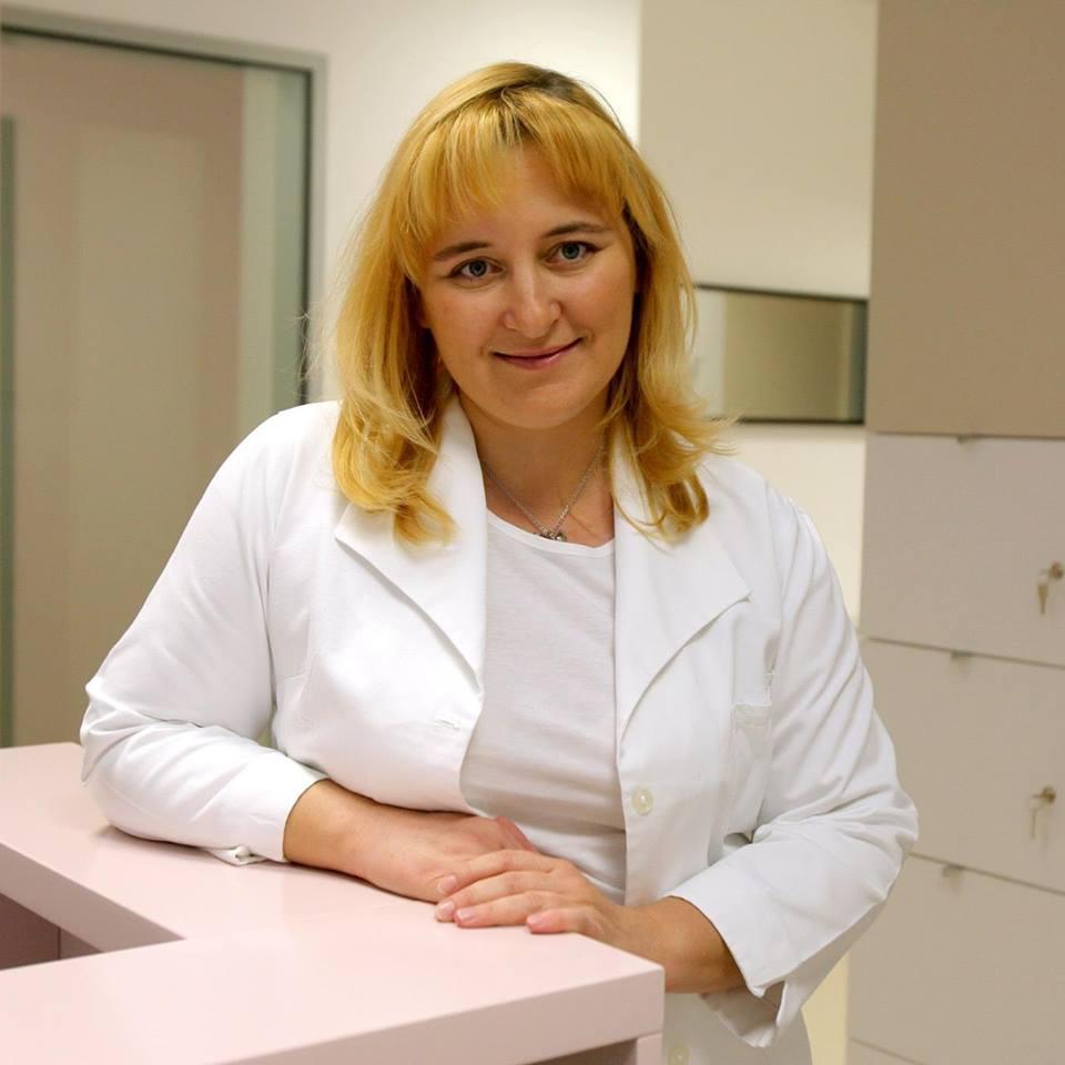 Polona Podnar, dr. med.